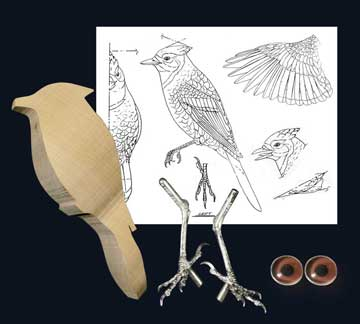 Bird cut-out kit